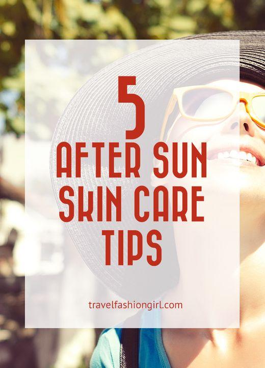 after-sun-skin-care