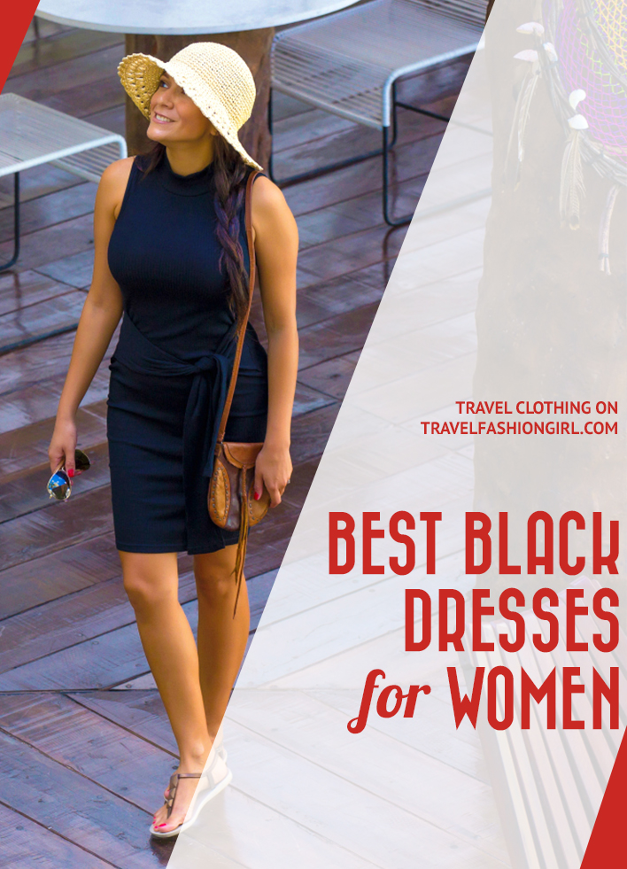 best-black-dresses-for women