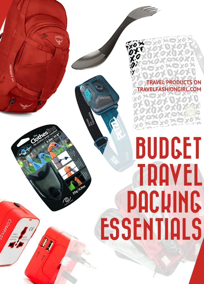 budget-travel-packing-essentials