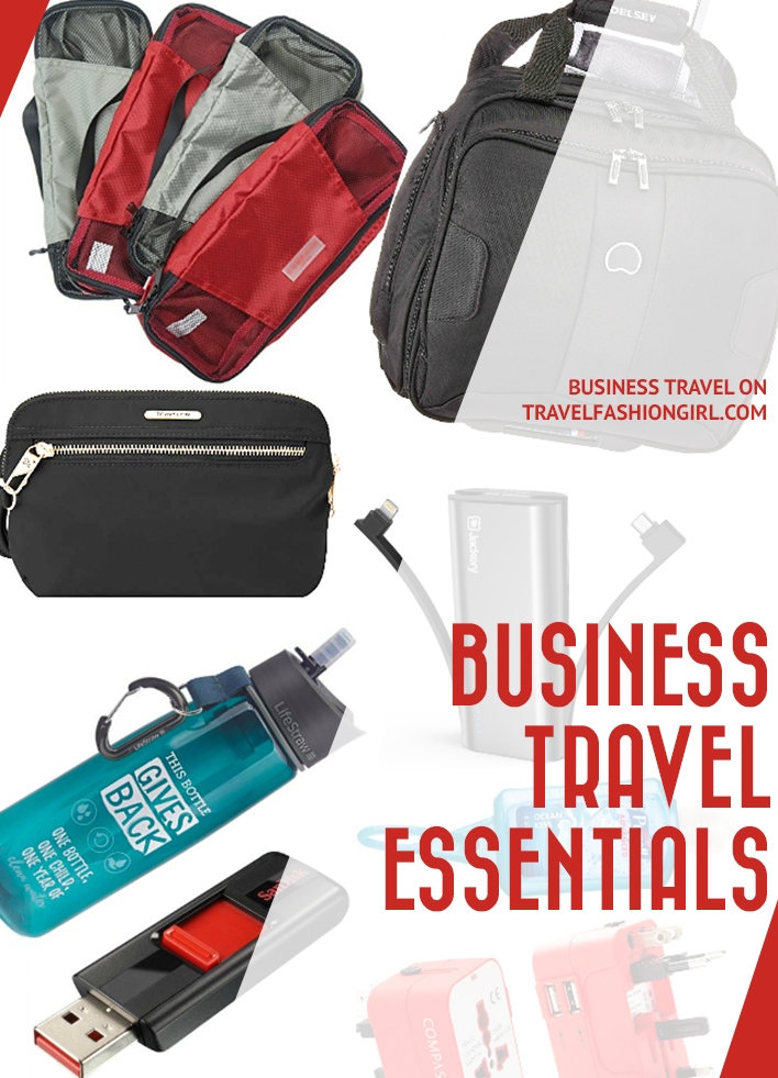 business-travel-essentials