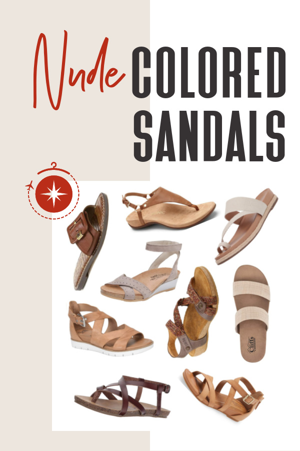 nude-sandals