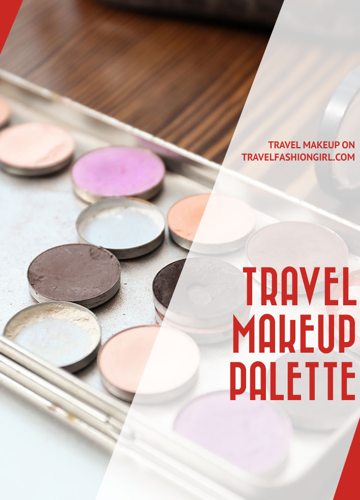 DIY: How to Make a Travel-Size Makeup Palette