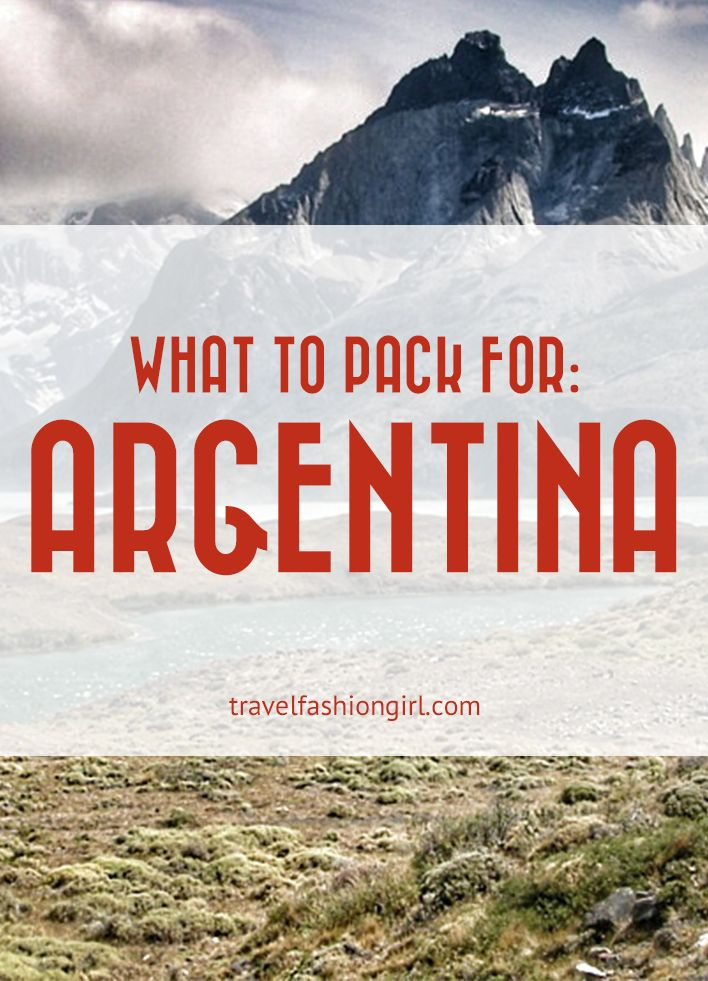 what-to-pack-for-argentina