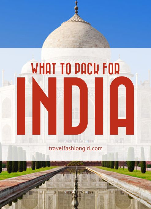 what-to-pack-for-india