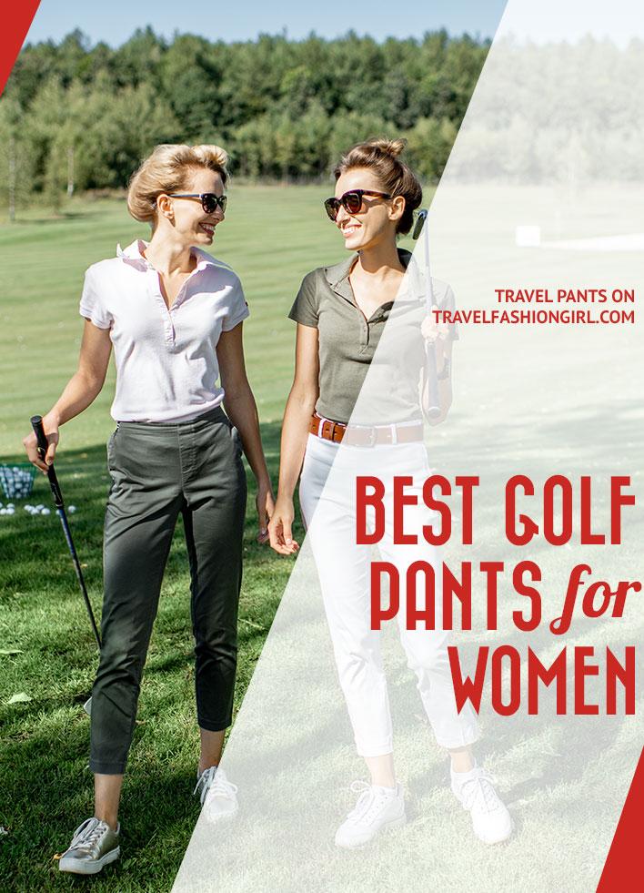 best-golf-pants-for women
